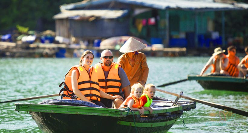 Vietnam Family tour from North to South