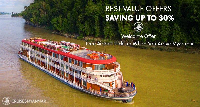 Heritage Line Anawrahta Cruise