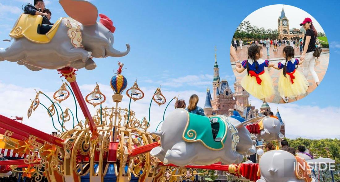 Best Shanghai Family Disneyland Tour