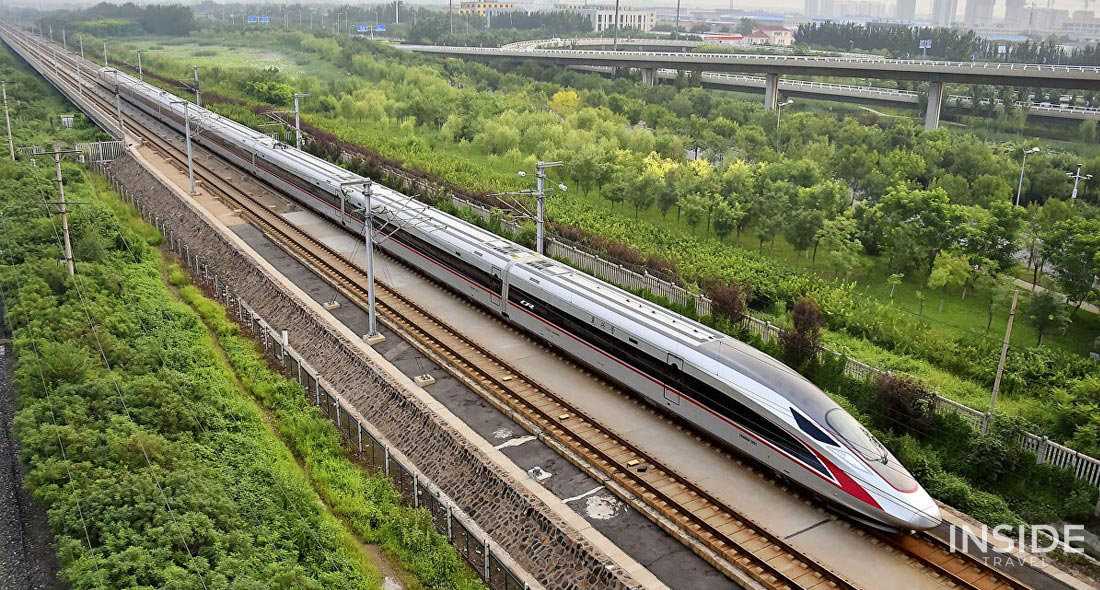 Discover China Culture by High Speed Trains