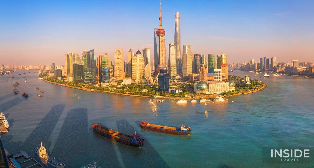 Majestic Yangtze River Cruise from Shanghai
