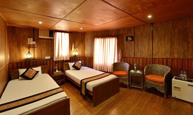 Irrawaddy Princess II Cruise