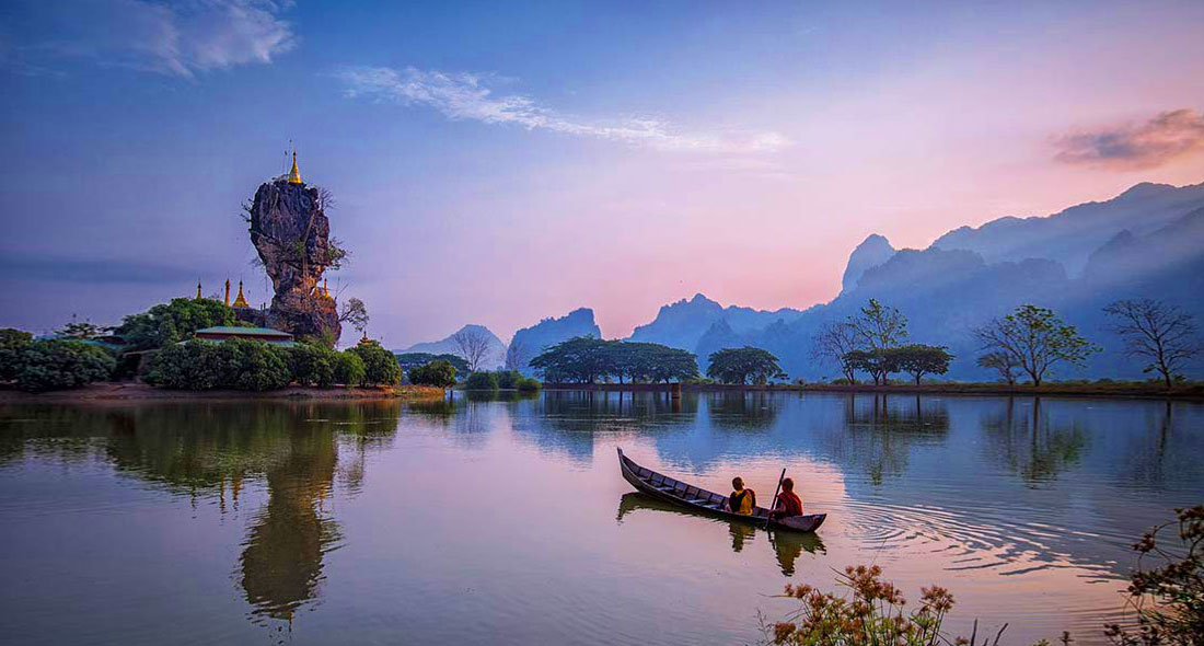 Best way to discover the exotic paradise of Hpa-an
