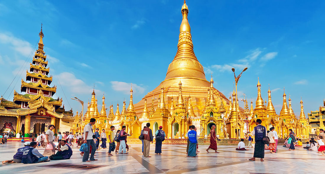 An enigmatic land of Myanmar