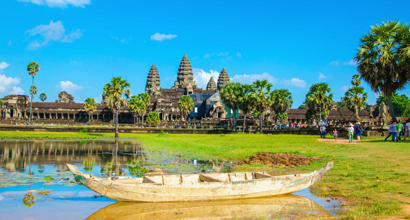 Best of Vietnam and Cambodia tour