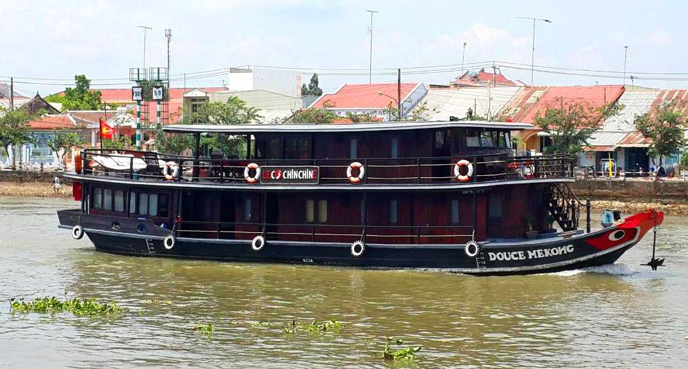 Mekong Douce Cruise