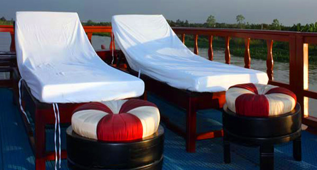 Mekong Douce Cruise