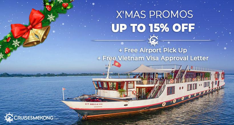 Mekong Eyes Explorer Cruise