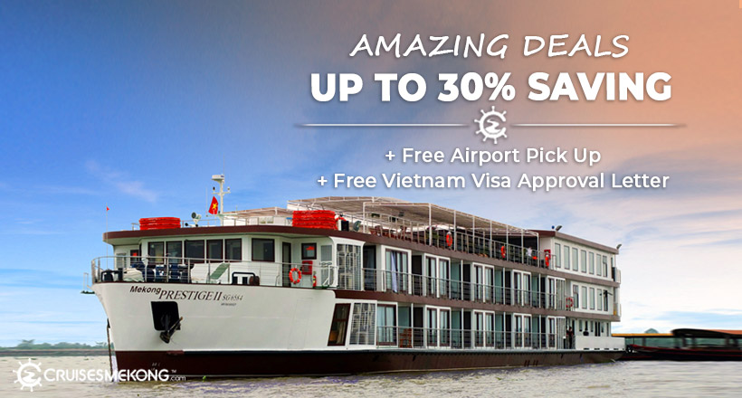 Mekong Prestige II Cruise