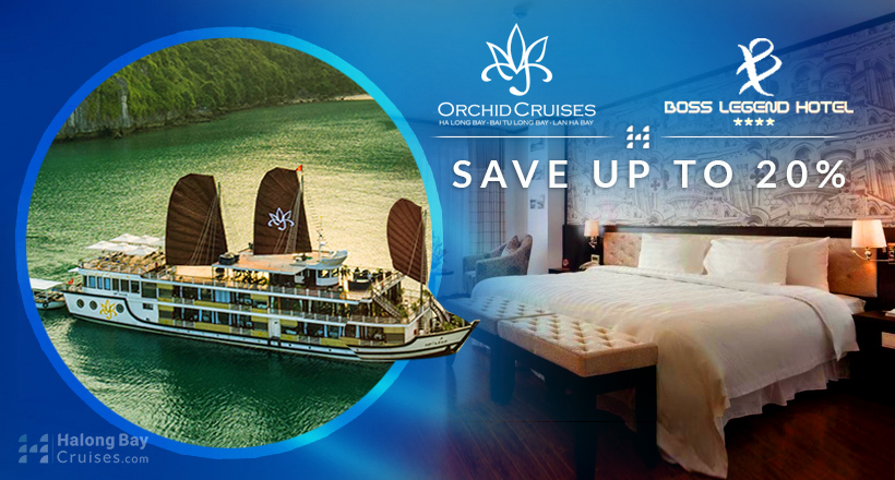 Luxury Package: Orchid Cruise + Boss Legend
