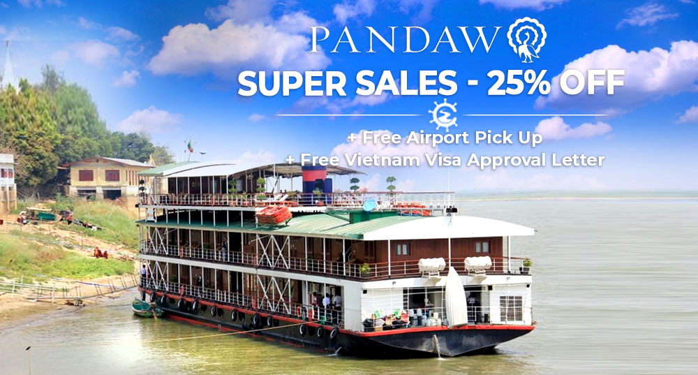 RV Indochina Pandaw Cruise