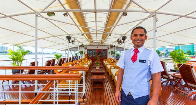 RV Tonle Pandaw Cruise