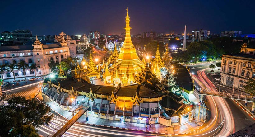 Incomparable Myanmar