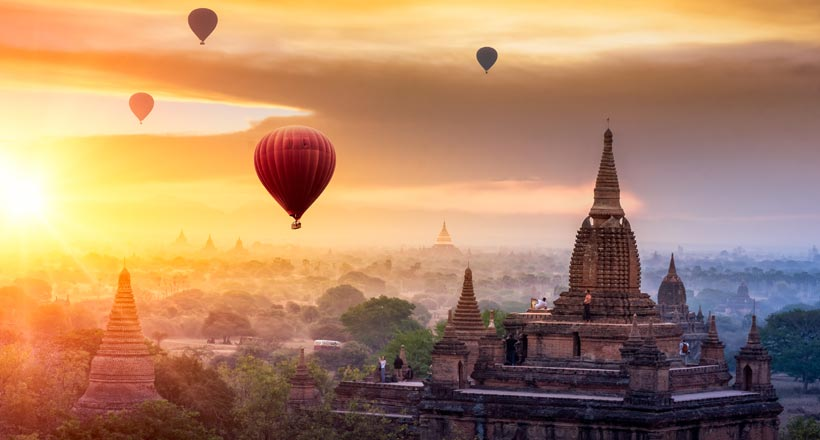 Epic highlights of Myanmar