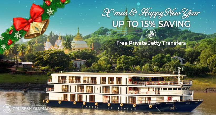 Sanctuary Ananda Cruise