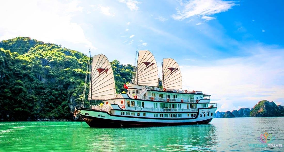 Elegant Package: Signature Cruise & Boss Legend