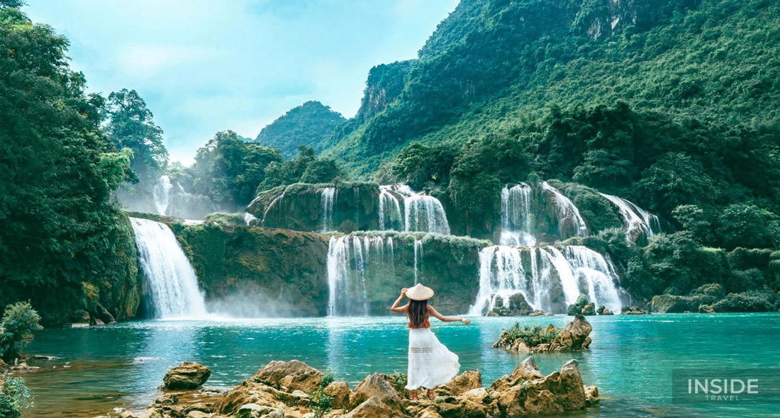 Mystery of Ba Be Lake, Ban Gioc Waterfall and Halong Bay