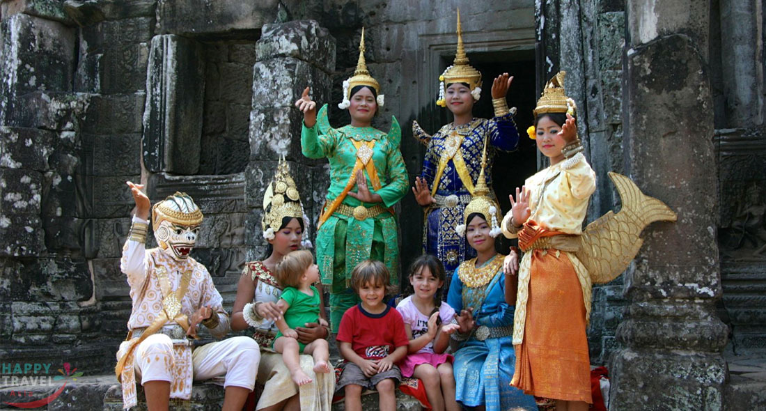 Best of Vietnam & Cambodia Family Tour