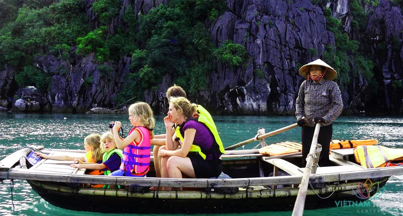 Beauty of Vietnam & Cambodia Family Tour