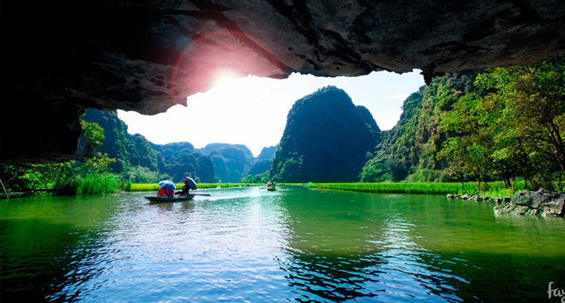 Vietnam: Caves & Countryside