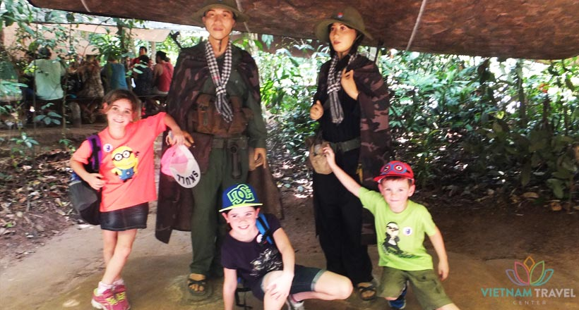 Amazing Family Vietnam Experience