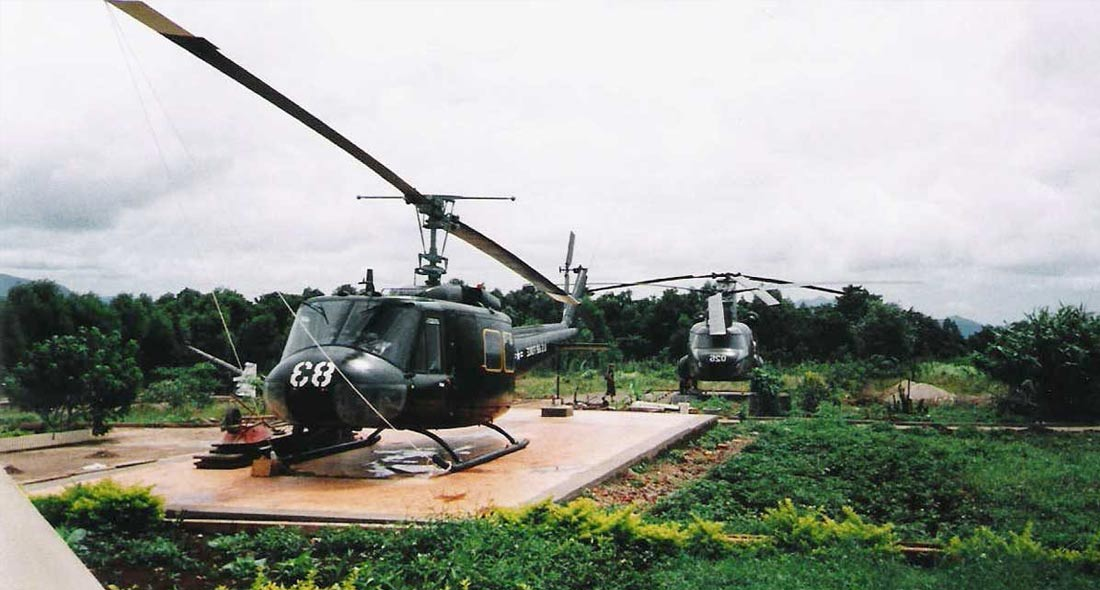 Revisit Vietnam Battle Fields